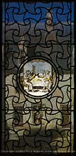 Château Chaumont Through Stained Glass