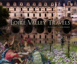 Loire Valley Travels - book cover