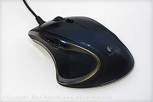 Logitech Performance MX mouse - click for larger image
